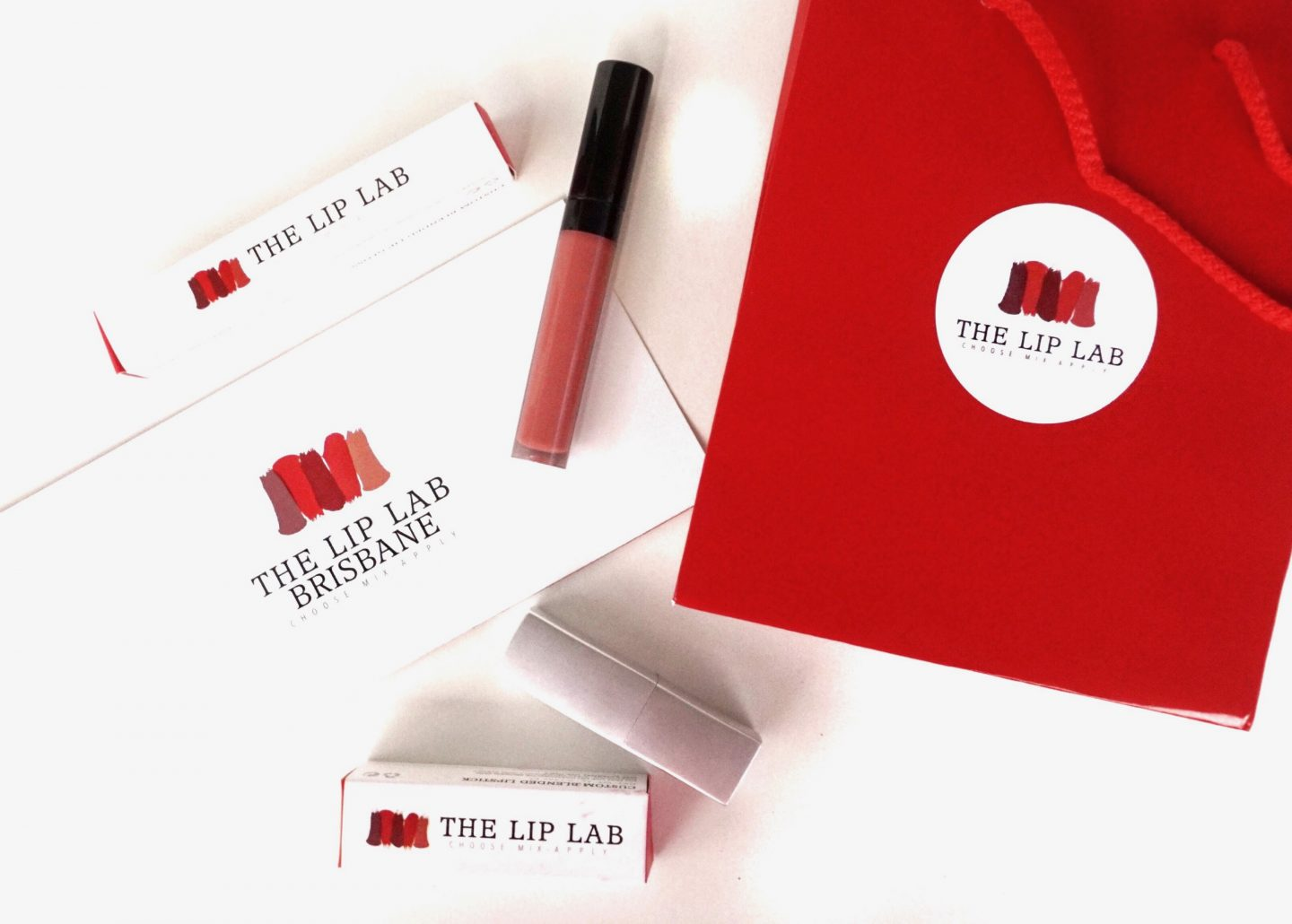 The Lip Lab – Customise Your Lip Shade