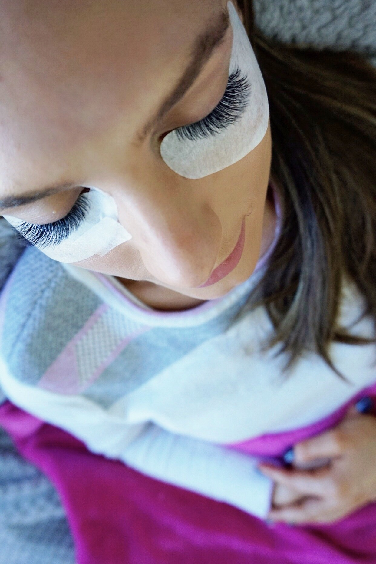 WHAT TO EXPECT FROM EYELASH EXTENSIONS