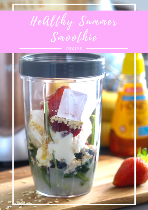 Summer Smoothie Recipe