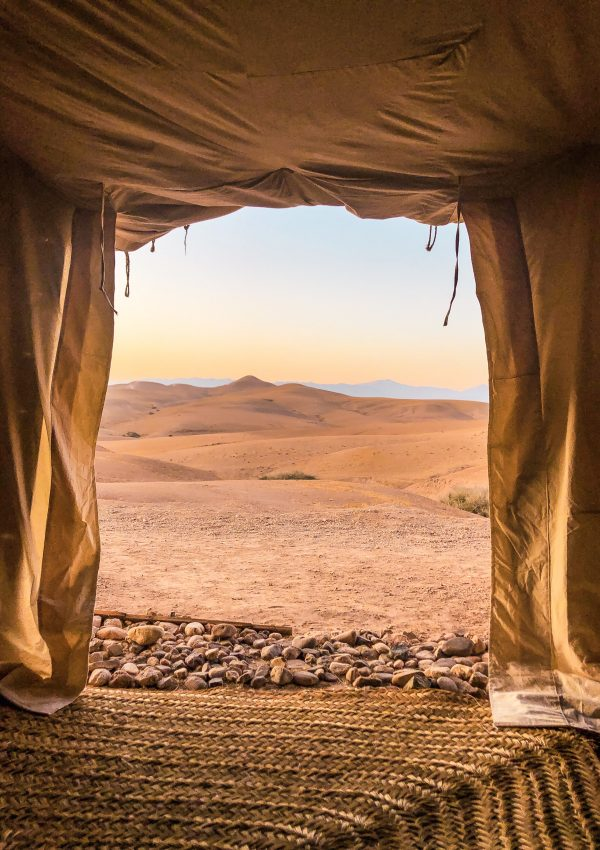 Scarabeo Desert Camp Review: Morocco